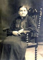 Louise DuPuis niece of Chief Little Crow