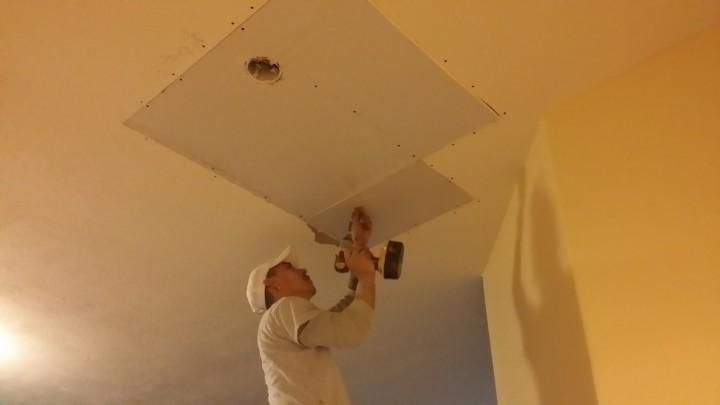 Drywall Repair Sugar Land TX