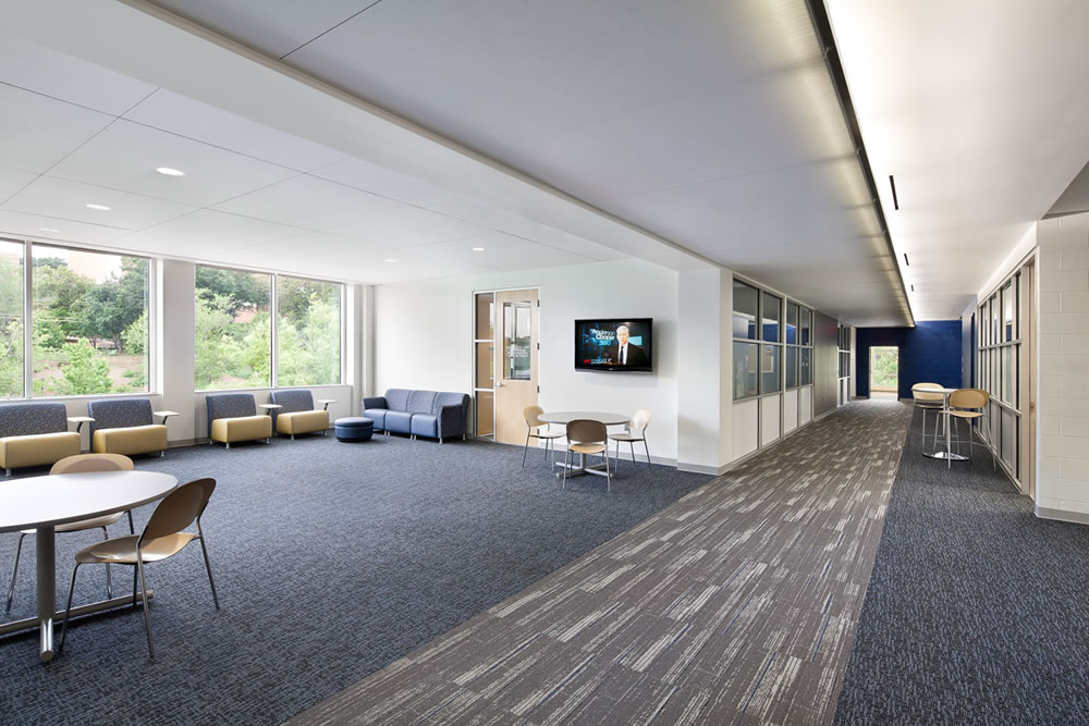 Menefee Architecture Journalism Building Renovations