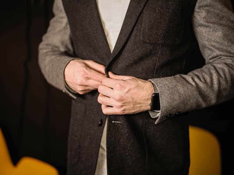 Das perfekte Sakko für jeden Business Casual Herren Look.
