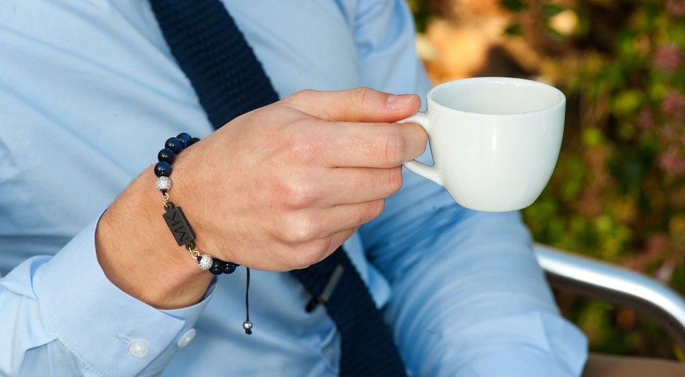 Angesagter Herrenschmuck. Ob Herrenarmbänder, Herren Halsketten oder Herrenringe, bei uns findet ihr immer das richtige.