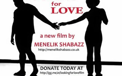Raising money for my new film, Looking For Love