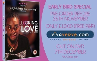 LOOKING FOR LOVE DVD RELEASE 7TH DEC