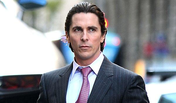 Christian Bale on the latest Batman film set 'The Dark Knight Rises' New York City, USA - 28.10.11 Mandatory Credit: Mr Blue/WENN.com