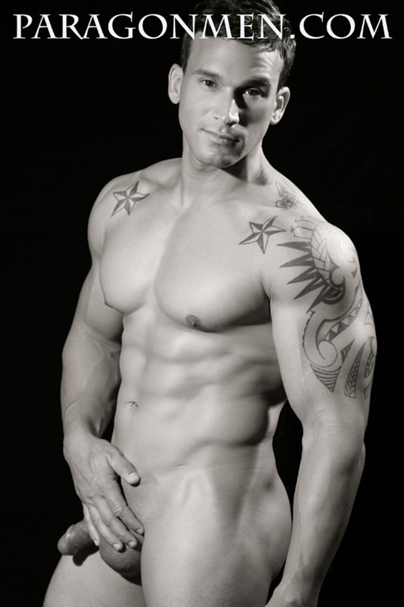 Marcel Hans Rodriguez  Paragon Men  Nude Muscle  Naked