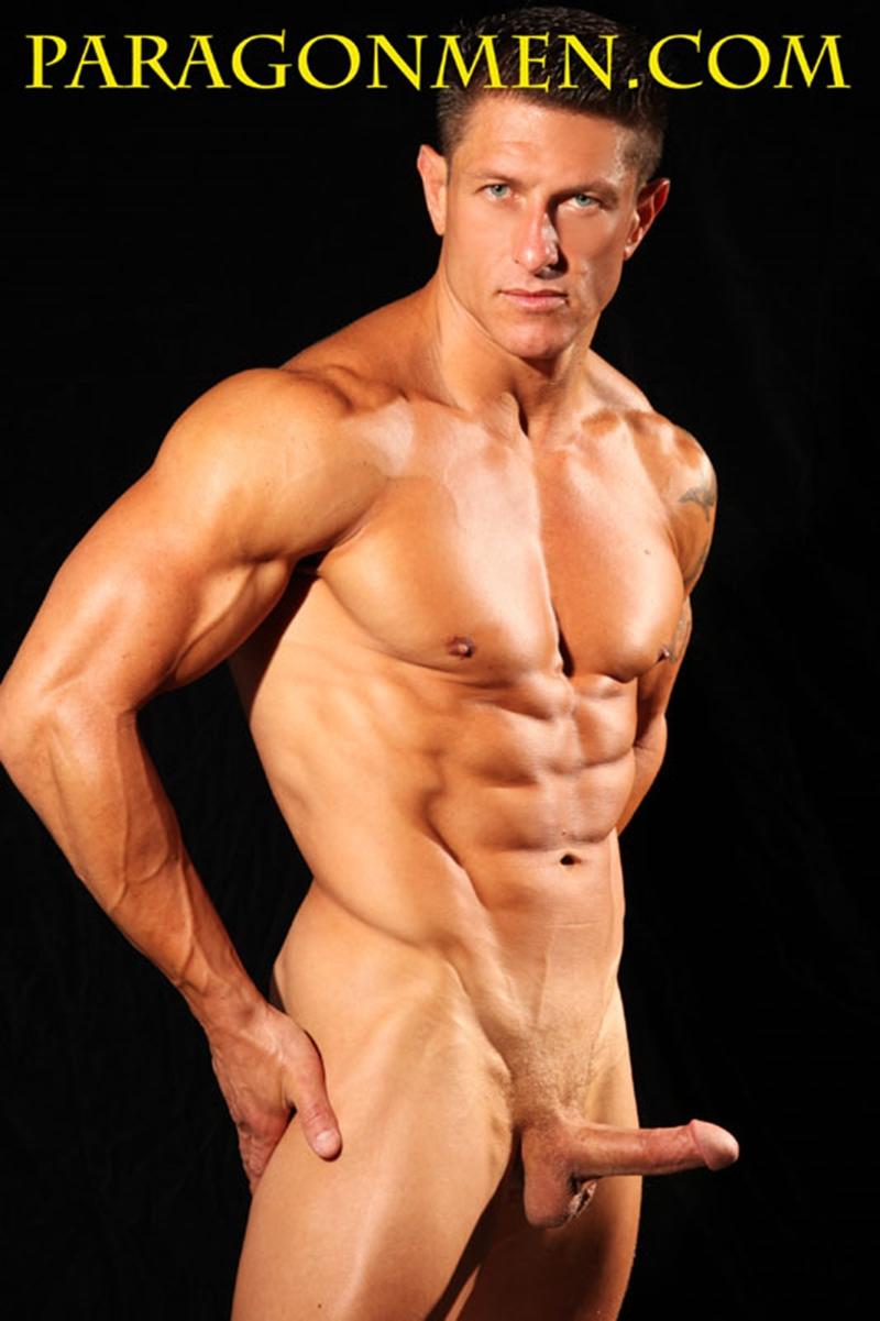 Bryce Evans  Muscle Paragon Men  Naked Men Pics  Vids