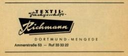 Frauenp Richmann Ammer 53 Richmann 1970 DJK Ne