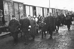vertrieben-zug 1945