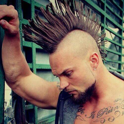 55 Edgy Or Sleek Mohawk Hairstyles For Men Men
