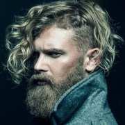 wavy hairstyles men 50 waves