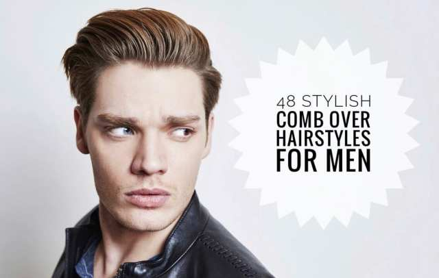 the comb over for men: 45+ ways to style your hair - men