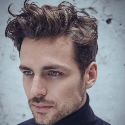 50 Smart Hairstyles For Men With Receding Hairlines Men
