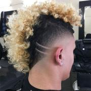 punk hairstyles aren't dead check