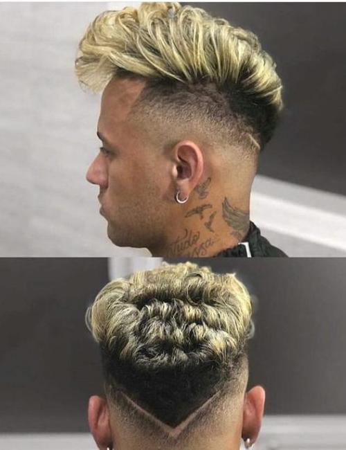 Neymar Hair Style : neymar, style, Neymar, Haircut, Ideas, Hairstyles, World