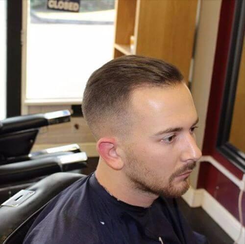 60 Military Haircut Ideas