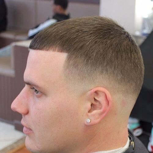 93 Military Haircut Low Fade Short Fade Haircut Mens Military