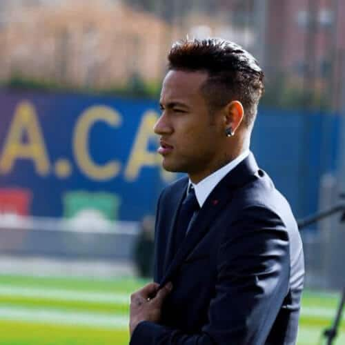 45 Amazing Neymar Haircut Ideas  MenHairstylistcom