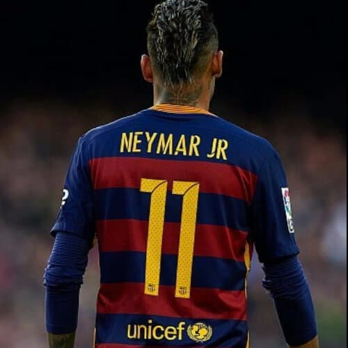 45 Amazing Neymar Haircut Ideas