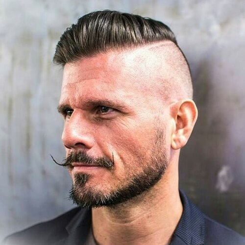 40 High and Tight Haircut Ideas for The Right Attitude  MenHairstylistcom