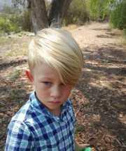 boys haircut ideas