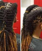 unique dread styles