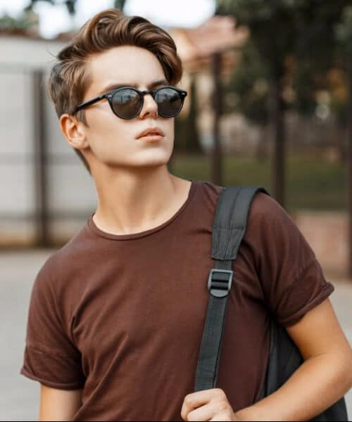 Cool Hairstyles For High School Guys - folade