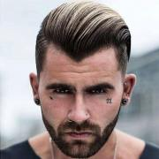 hairstyles men with receding