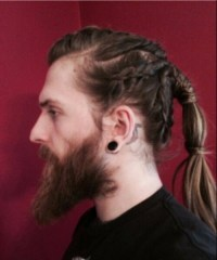 45 Cool and Rugged Viking Hairstyles | MenHairstylist.com