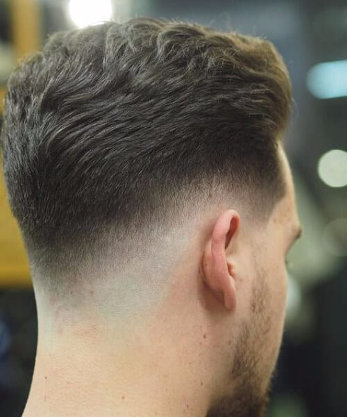 Military Medium Fade : military, medium, Haircut, Ideas, Right, MenHairstylist.com