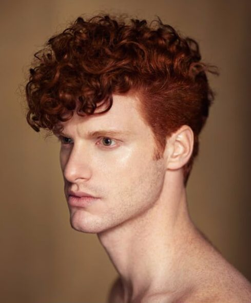 Undercut Hairstyle For Curly Hair HairStyles
