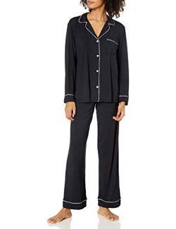 Eberjey Women's Gisele Two-Piece Long Sleeve PJ Set