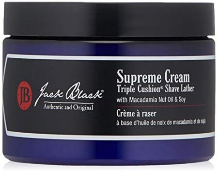 Jack Black - Supreme Cream Triple Cushion Shave Lather