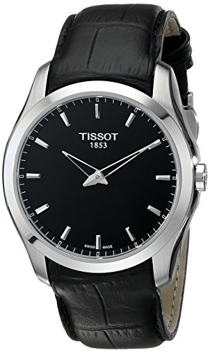 Tissot Men's Couturier Swiss Quartz Watch
