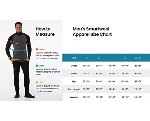 Smartwool Men's Wool Active Boxer Briefs