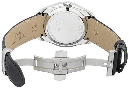 Tissot Men's Couturier Swiss Quartz Watch