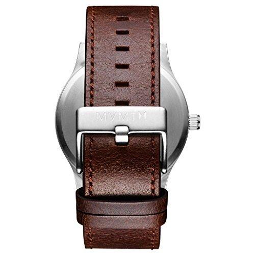 MVMT Men's Minimalist Vintage Watch with Analog Date