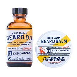Duke Cannon Supply Co. Beard Bundle