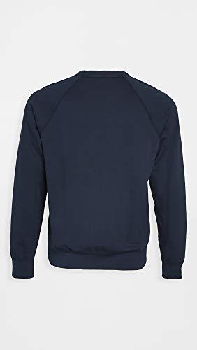 Save Khaki Men's Long Sleeve Supima Fleece Sweatshirt
