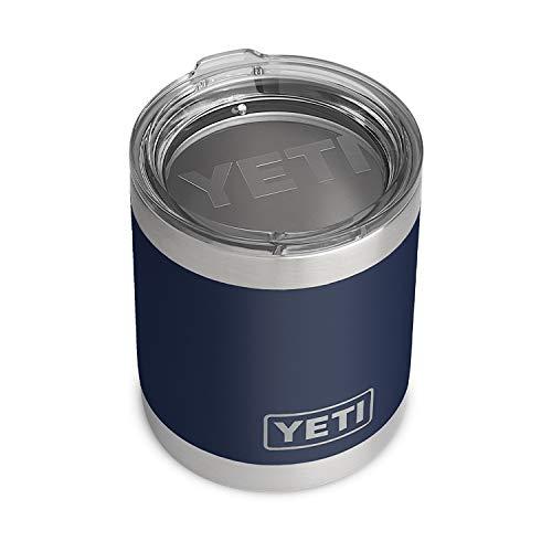 YETI Rambler 10 oz Stainless Steel Lowball