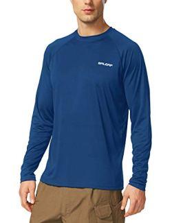 BALEAF Men's Dri Fit Lightweight Athletic Shirt