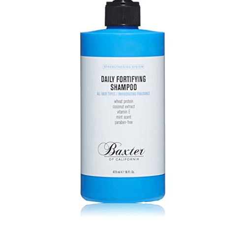 Baxter of California Daily Fortifying Shampoo for Men, 16oz.