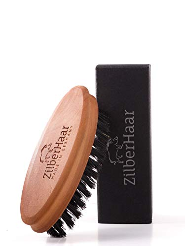 ZilberHaar Pocket Beard Brush