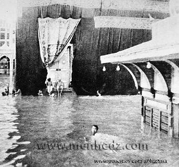 Harem Mekke pod vodom