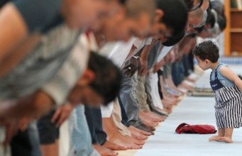 Djeca u džamiji