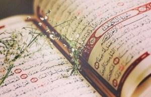 Kur'an, Mushaf, cvijet