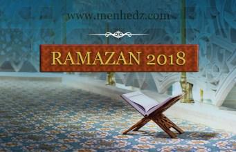Ramazan 2018, docek ramazana