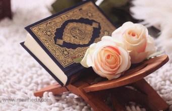 Mushaf, Kuran, cvijeće