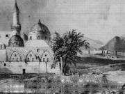 Poslanikova dzamija oko 1850. godine