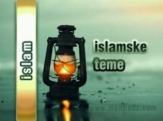 islam, islamske teme