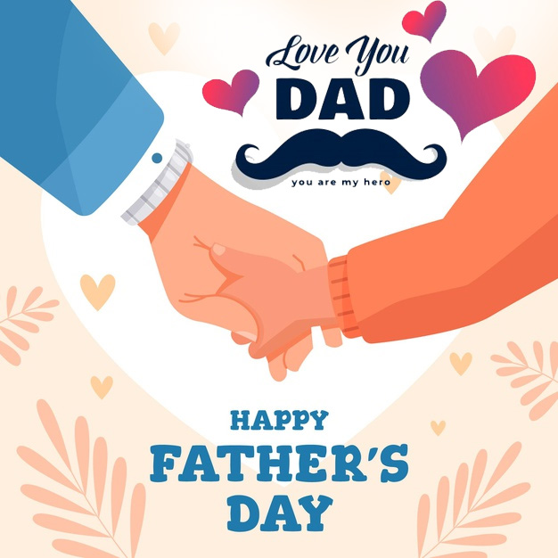 Happy Fathers Day - Fathers Day Quote by Men Helpline